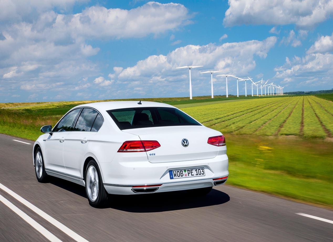 ¿Cuánto gasta realmente el nuevo VW Passat GTE?