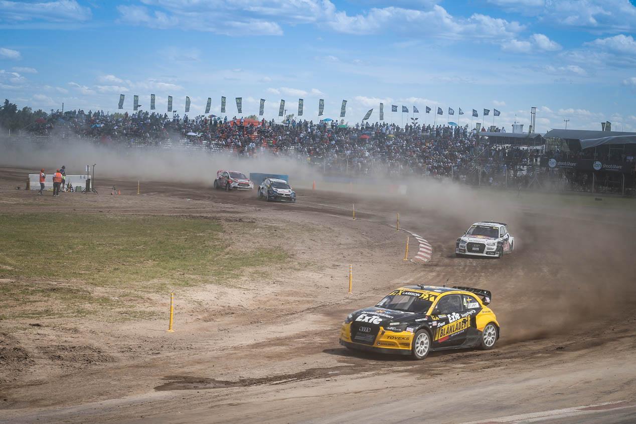 Rallycross 2016, el previo