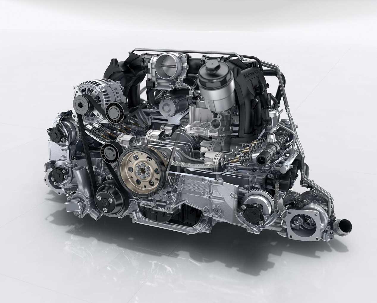 Porsche 911 GTS 2017, el próximo 911 GTS será Turbo