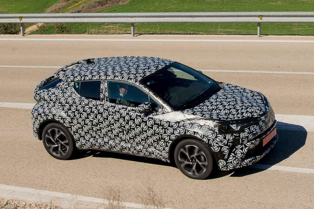 Toyota C-HR, el nuevo SUV híbrido de Toyota