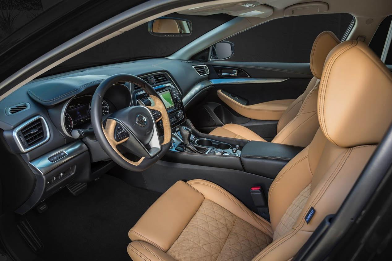 Los mejores interiores de coches