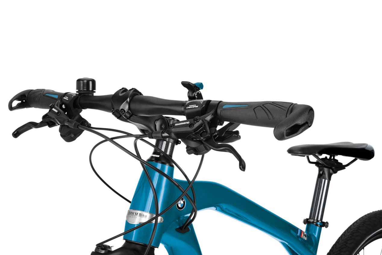 El BMW M2 y su bici Cruise M Bike Limited Edition