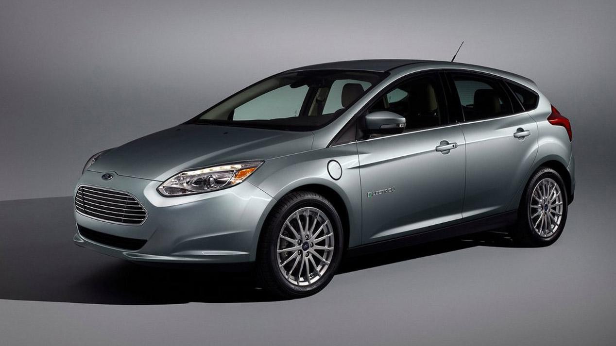 Así es el actual Ford Focus Eléctrico
