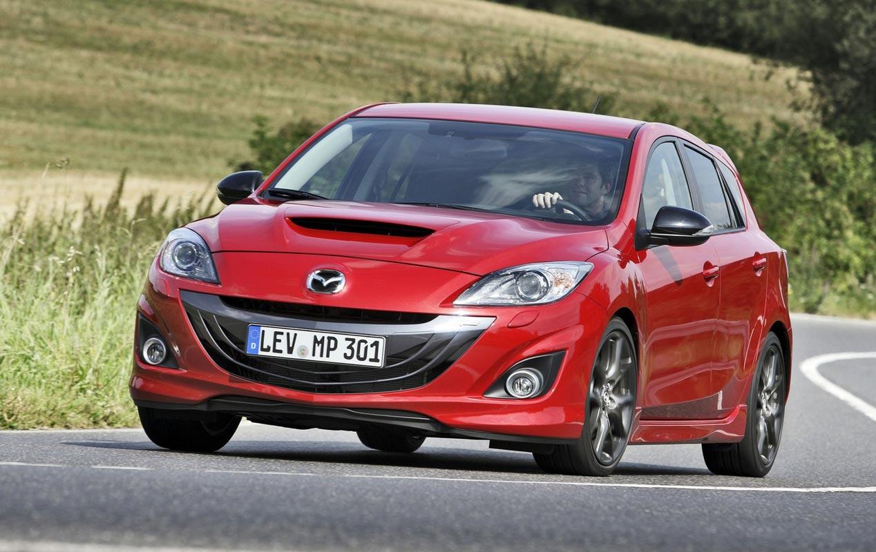 ¿Volveremos a ver un Mazda 3 MPS?