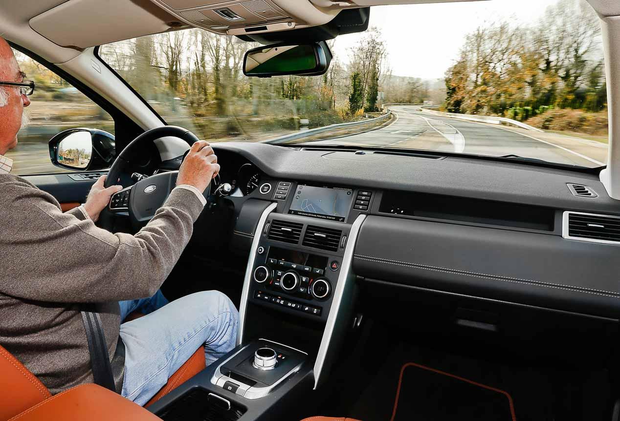 Land Rover Discovery Sport 2.0 TD4: más 4x4 que SUV