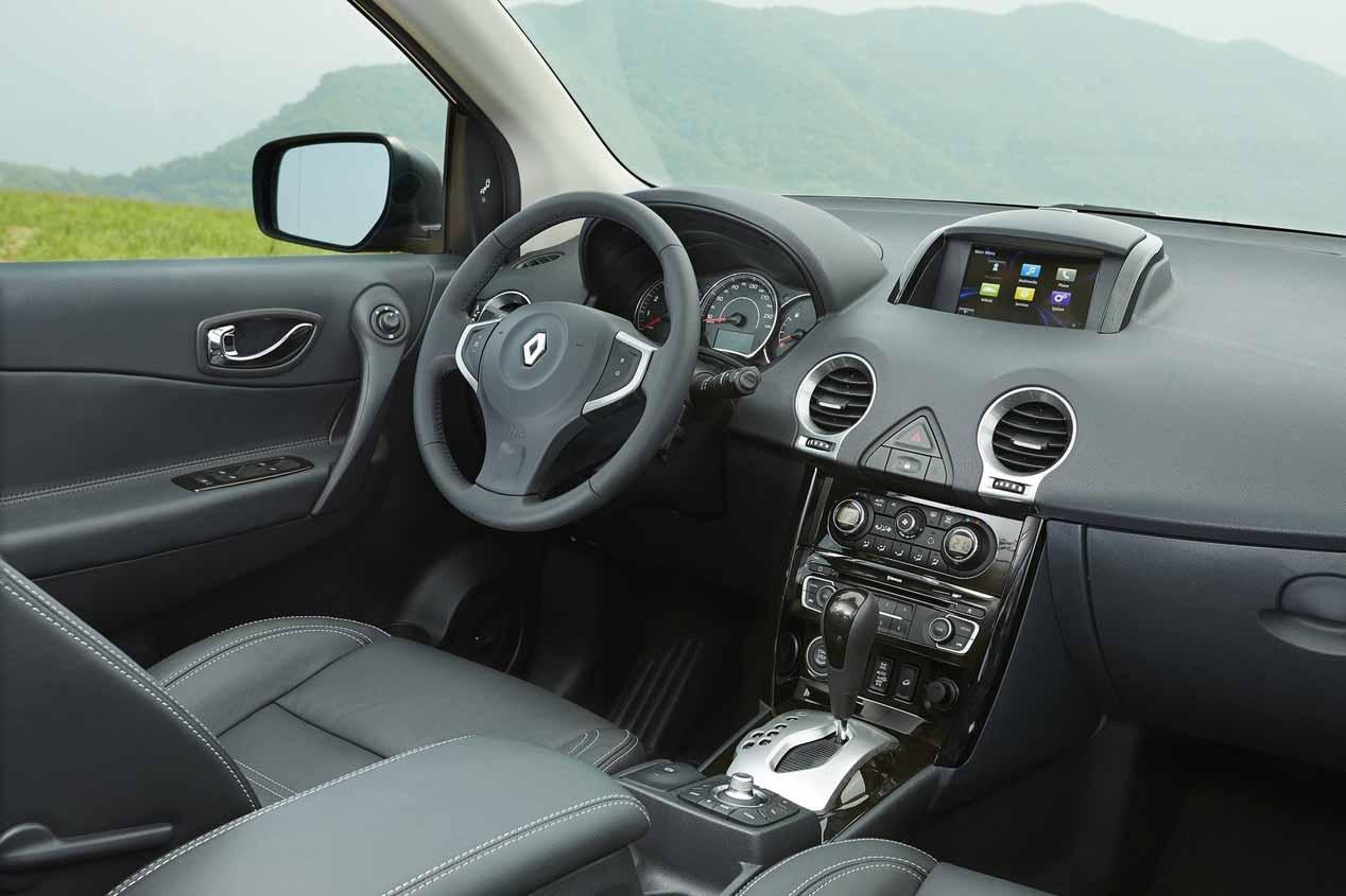 Así era el anterior Renault Koleos