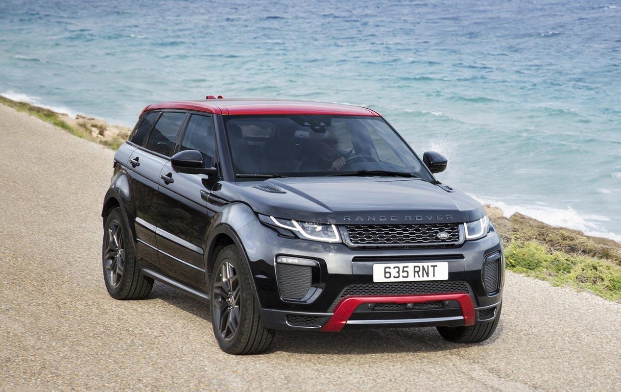 Range Rover Evoque Ember Edition, más especial todavía