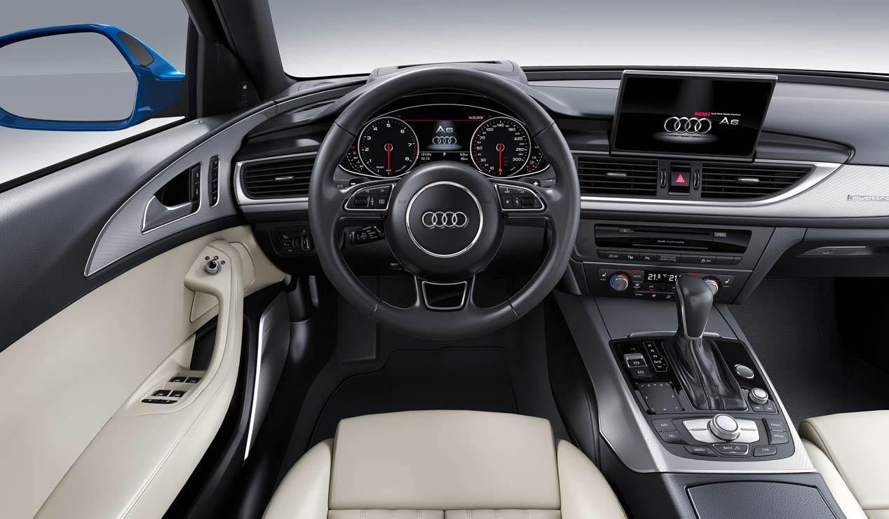 Audi A6 y A7 Sportback, novedades en varios frentes