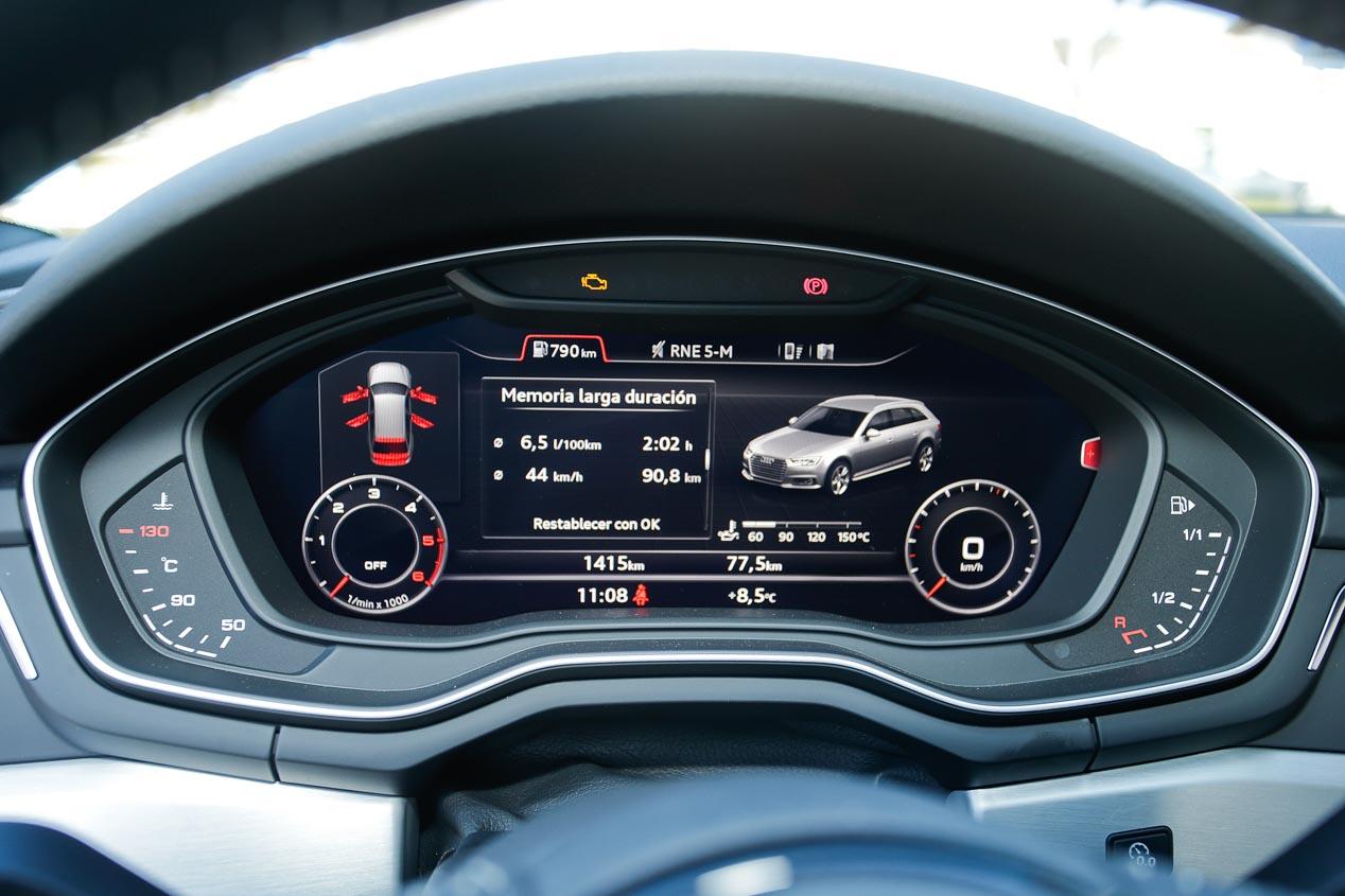 Comparativa: Audi A4 Avant 2.0 TDI vs BMW 318d Touring