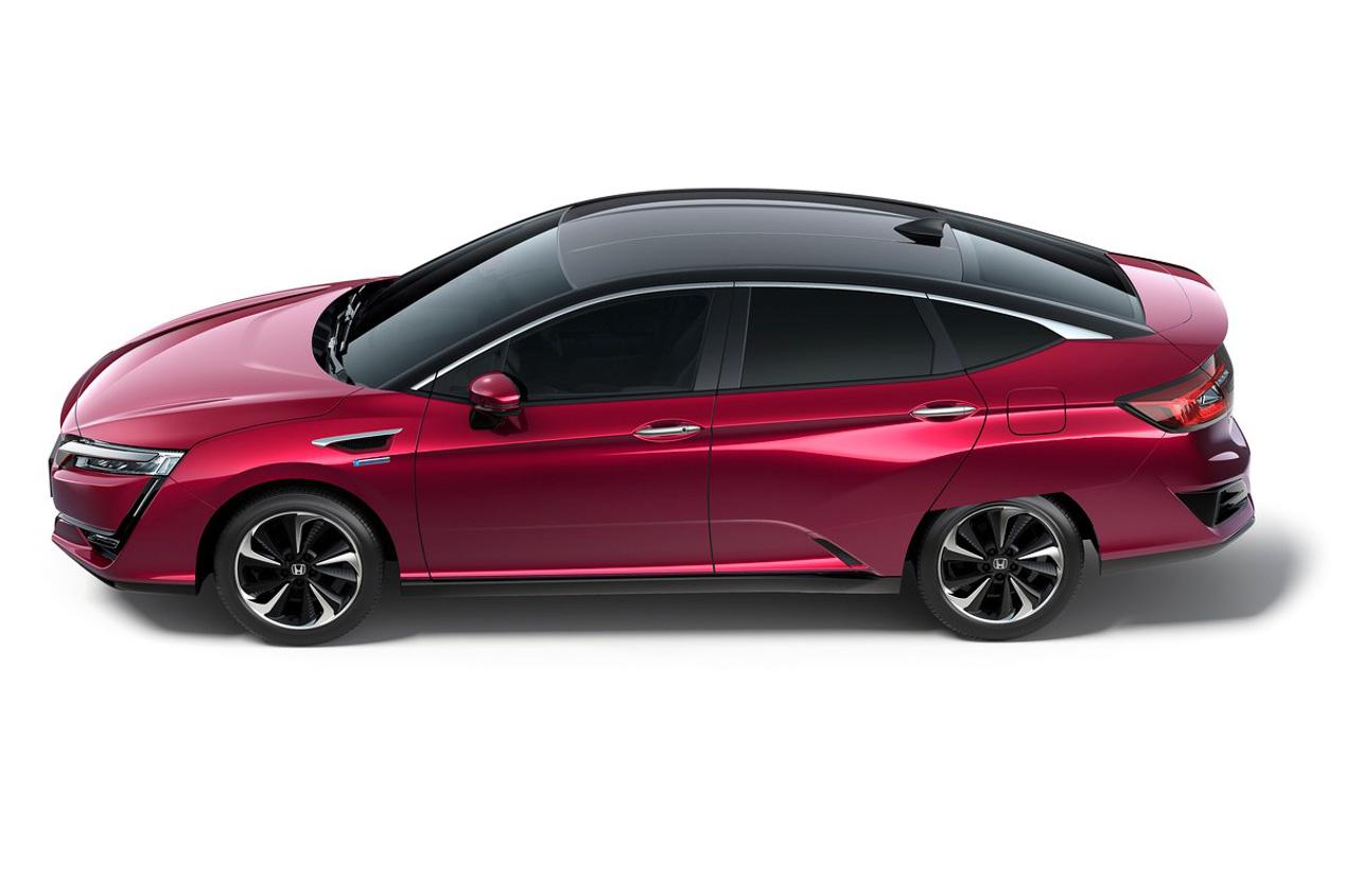 Honda Clarity, versiones de hidrógeno, eléctrica o híbrida enchufable