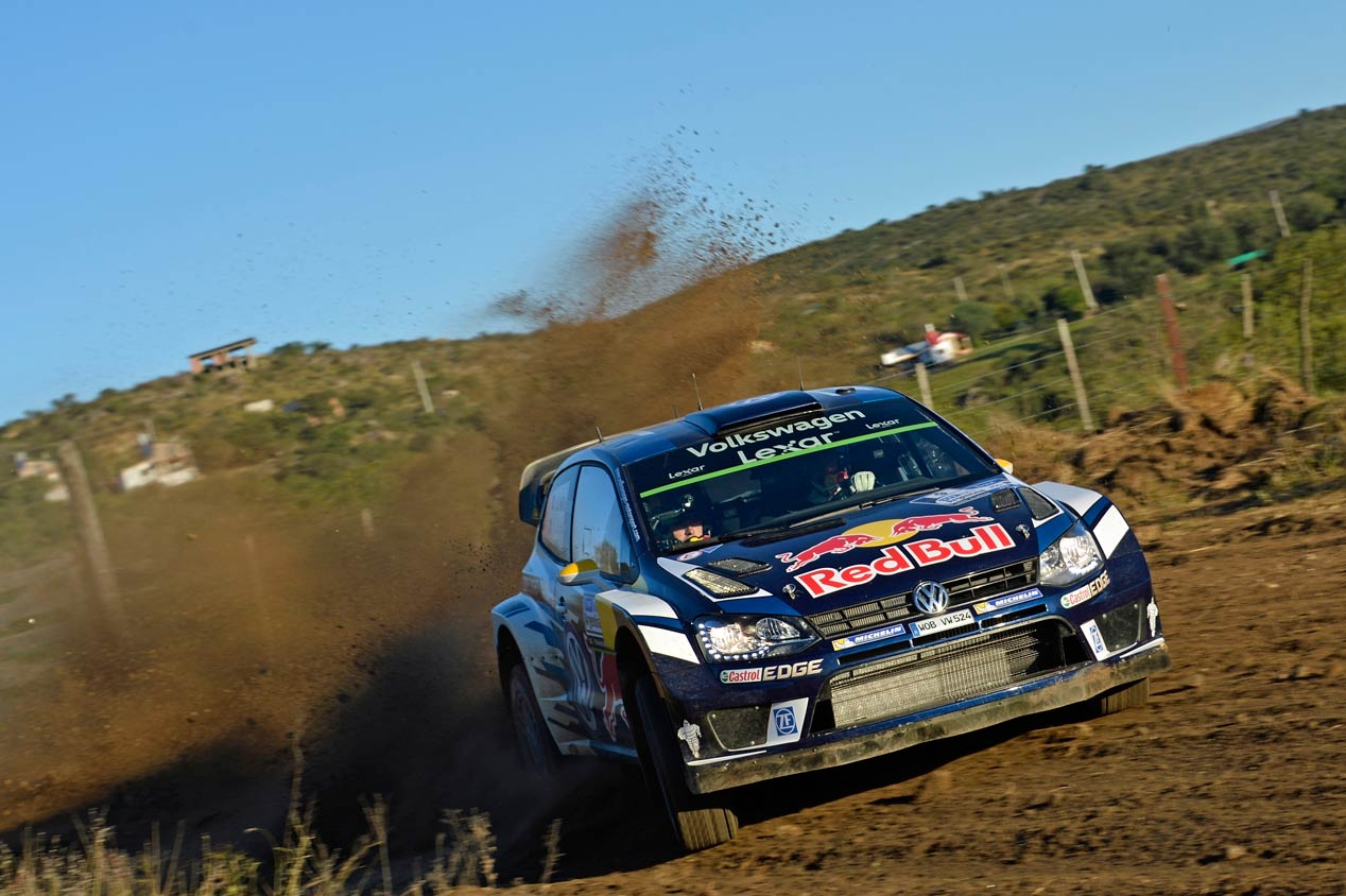 Rally de Argentina 2016: Paddon gana con brillantez