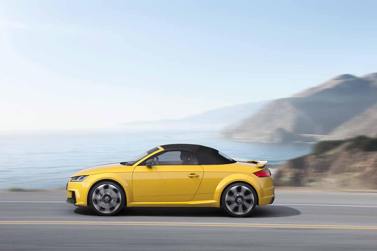 Audi TT RS Coupé 2016 y TT RS Roadster 2016, sus mejores fotos