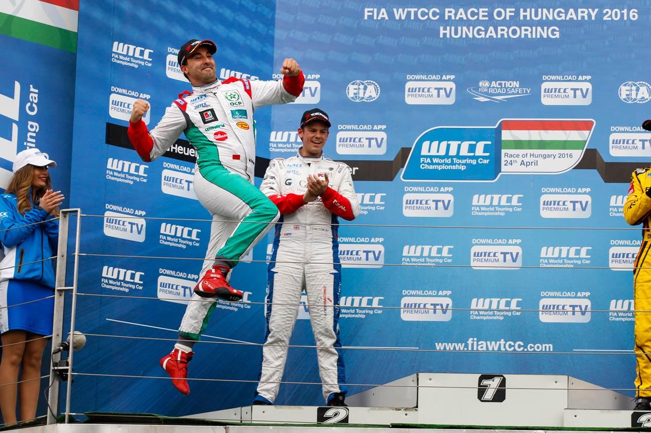 De carreras: Fórmula E, WTCC, Blancpain,...