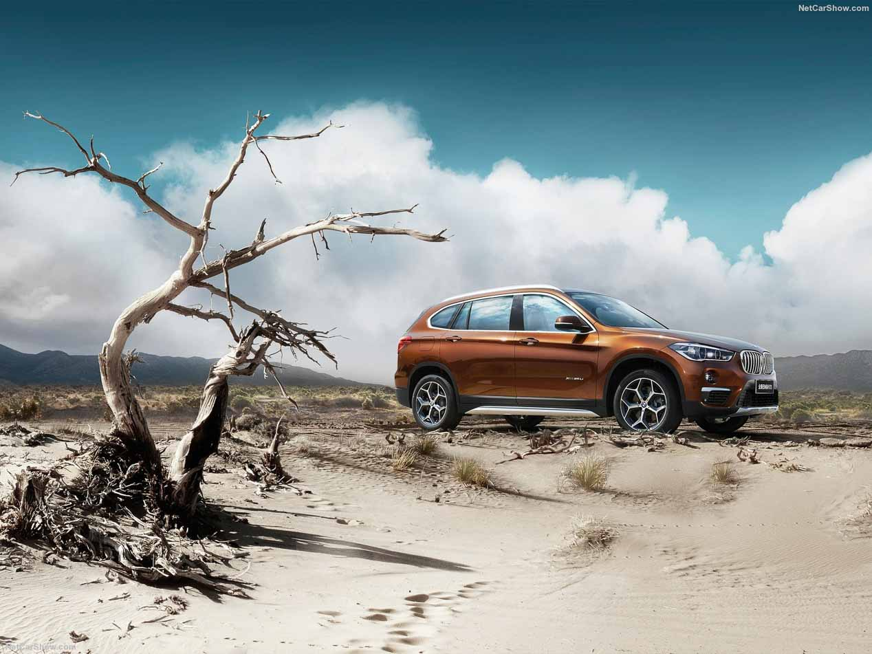 BMW X1 Li, el X1 mima a sus ocupantes