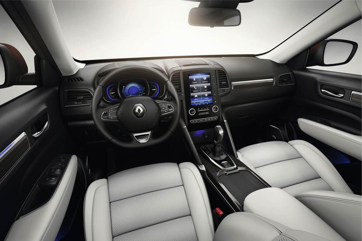 Renault Koleos, todas las fotos del nuevo SUV francés