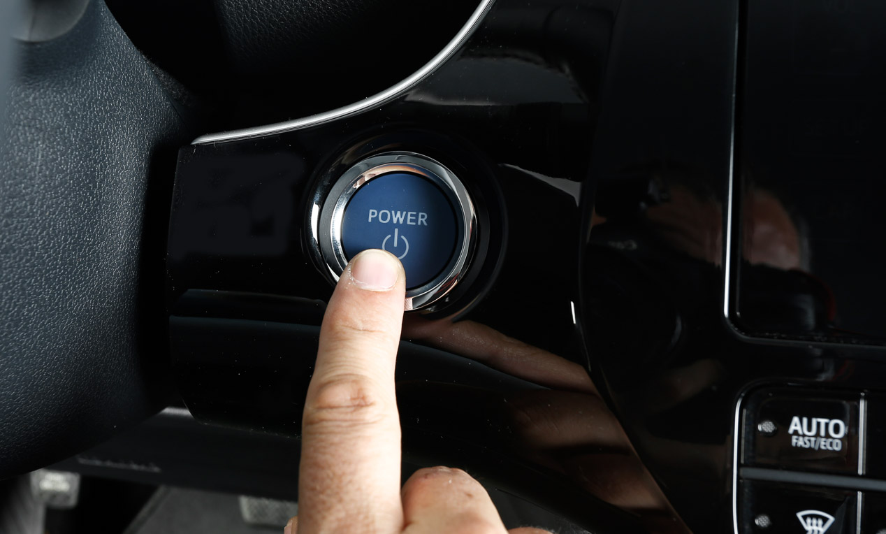 Probamos la nueva generación del Toyota Prius