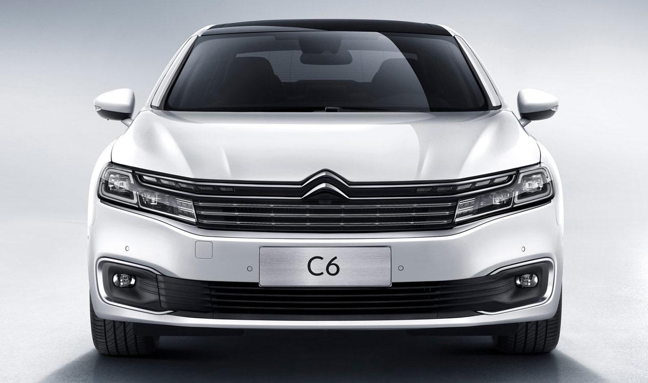 Citroën C6, ¿vuelve la berlina de lujo francesa?