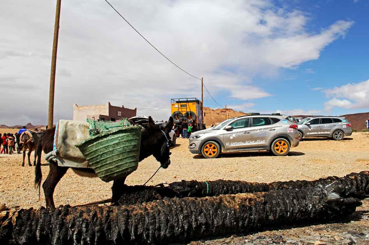 El desierto de los niños: un año más la solidaridad llega al sur de Marruecos