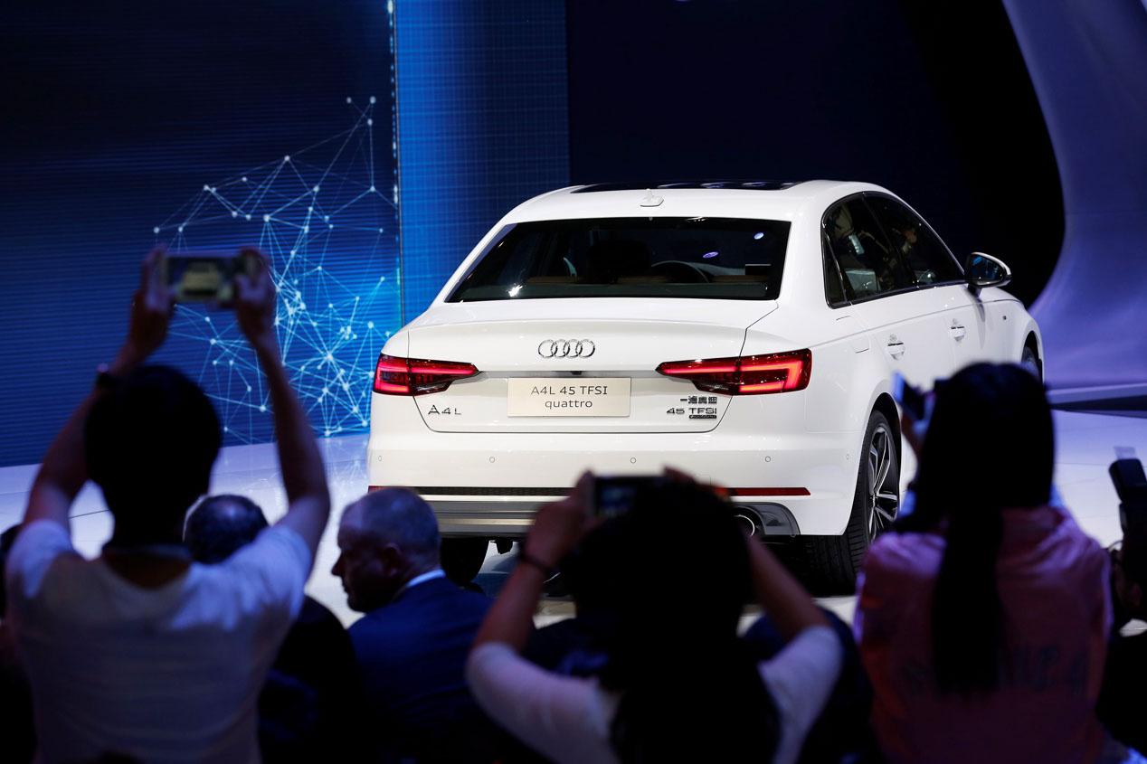 Los mejores coches del Salón del Automóvil de Pekín, en imágenes