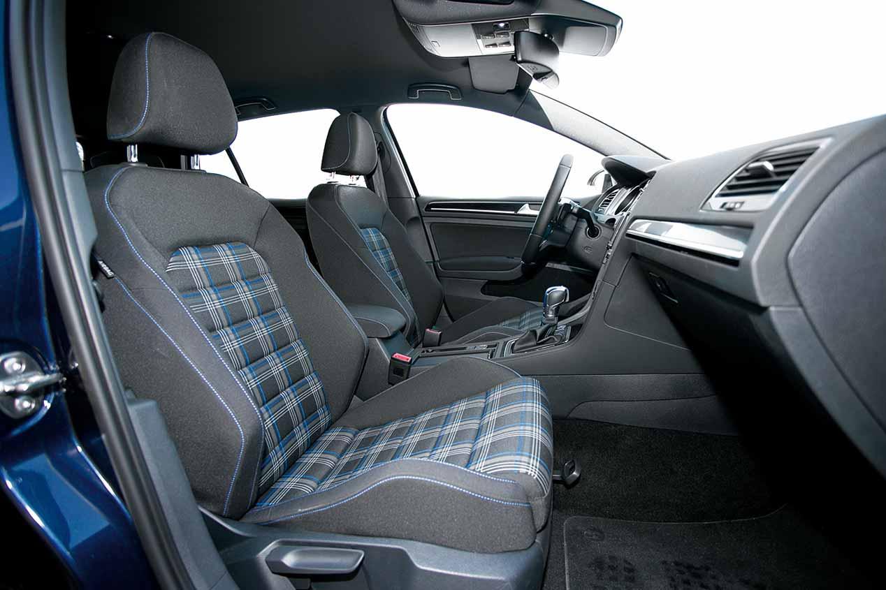El Volkswagen Golf GTE híbrido enchufable, a prueba
