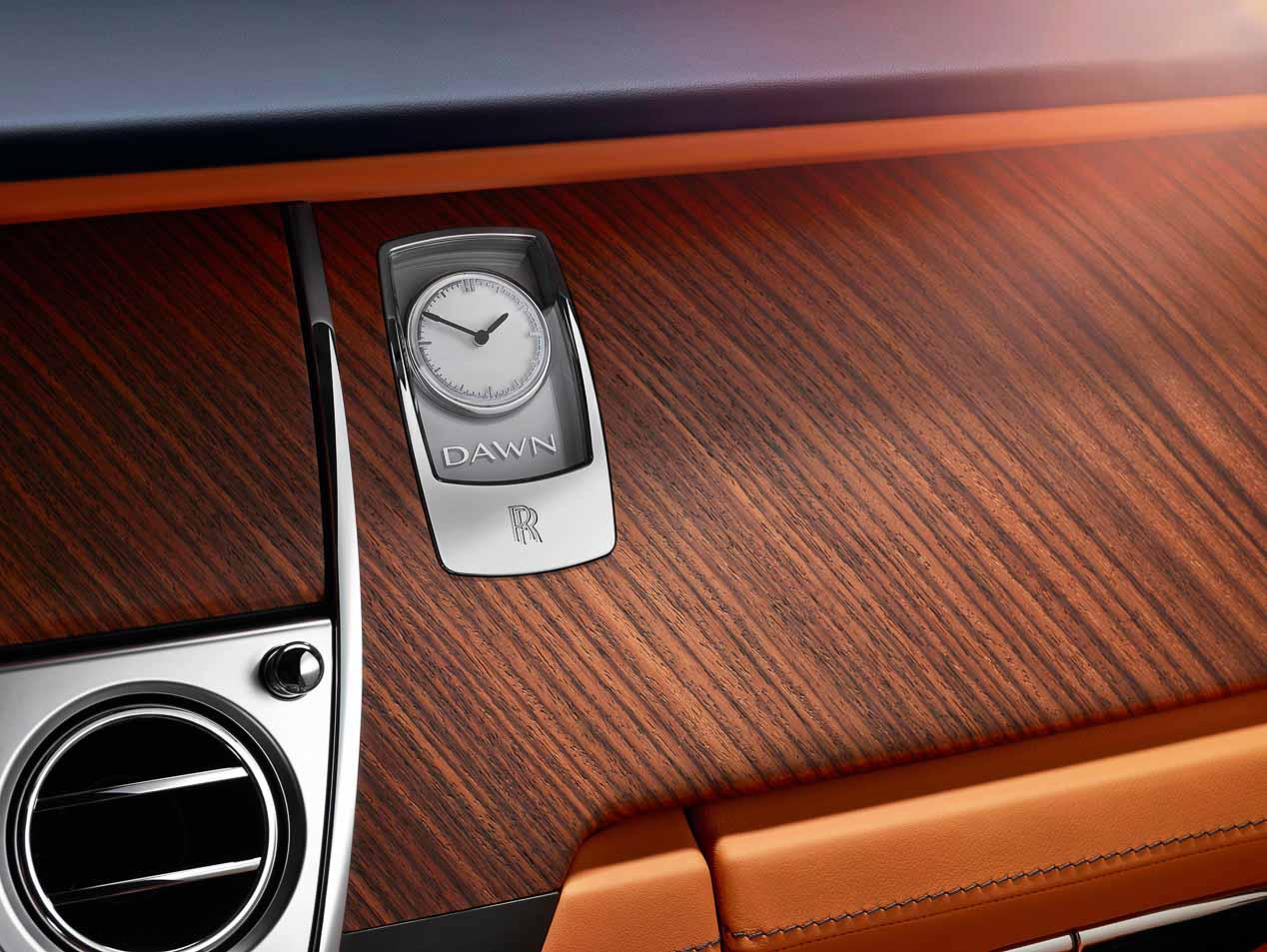Conducimos el nuevo Rolls Royce Dawn