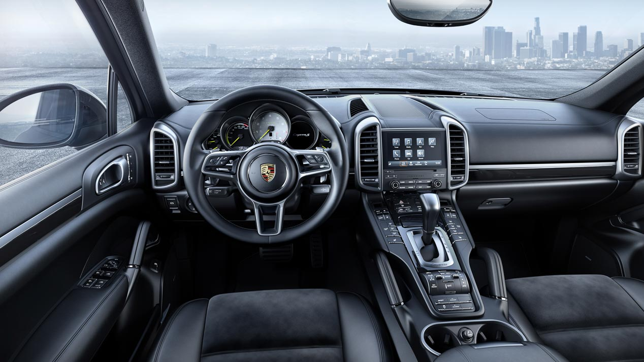 Porsche Cayenne Platinum Edition, SUV potente y exclusivo
