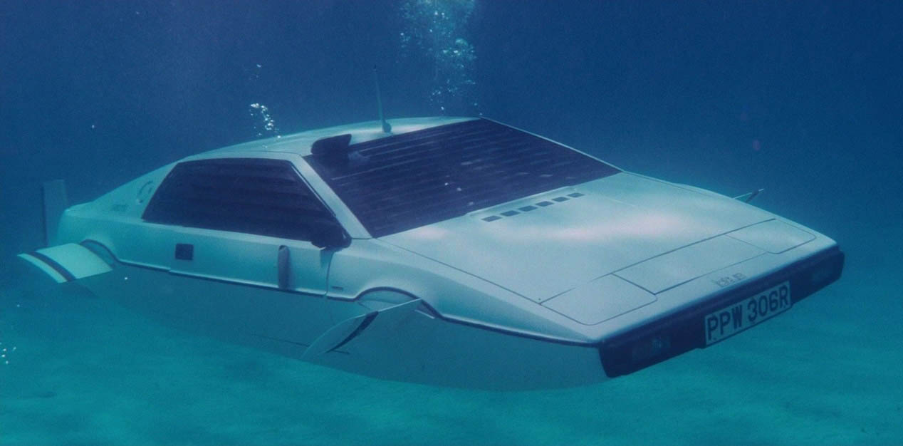 Lotus Esprit de James Bond