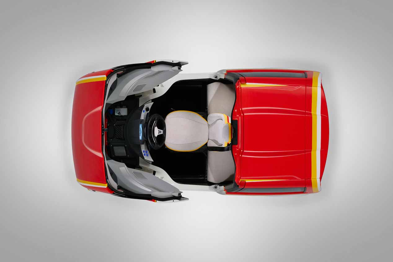 Shell Concept Car, en imágenes