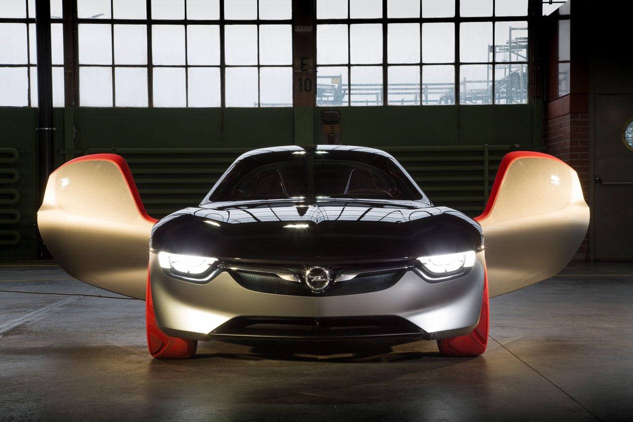 Opel GT Concept, probamos el futurista biplaza deportivo