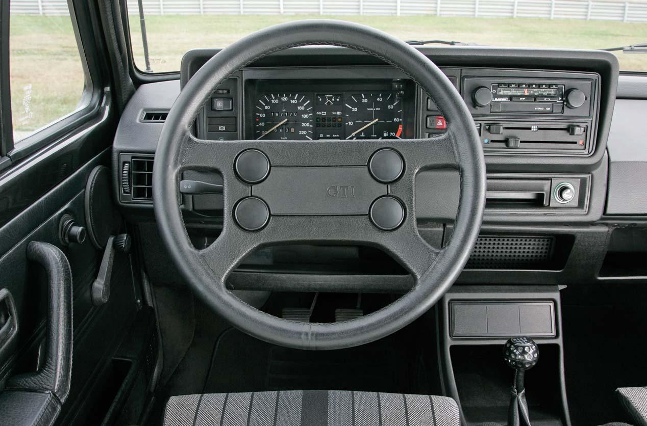 40 años de Volkswagen Golf GTi