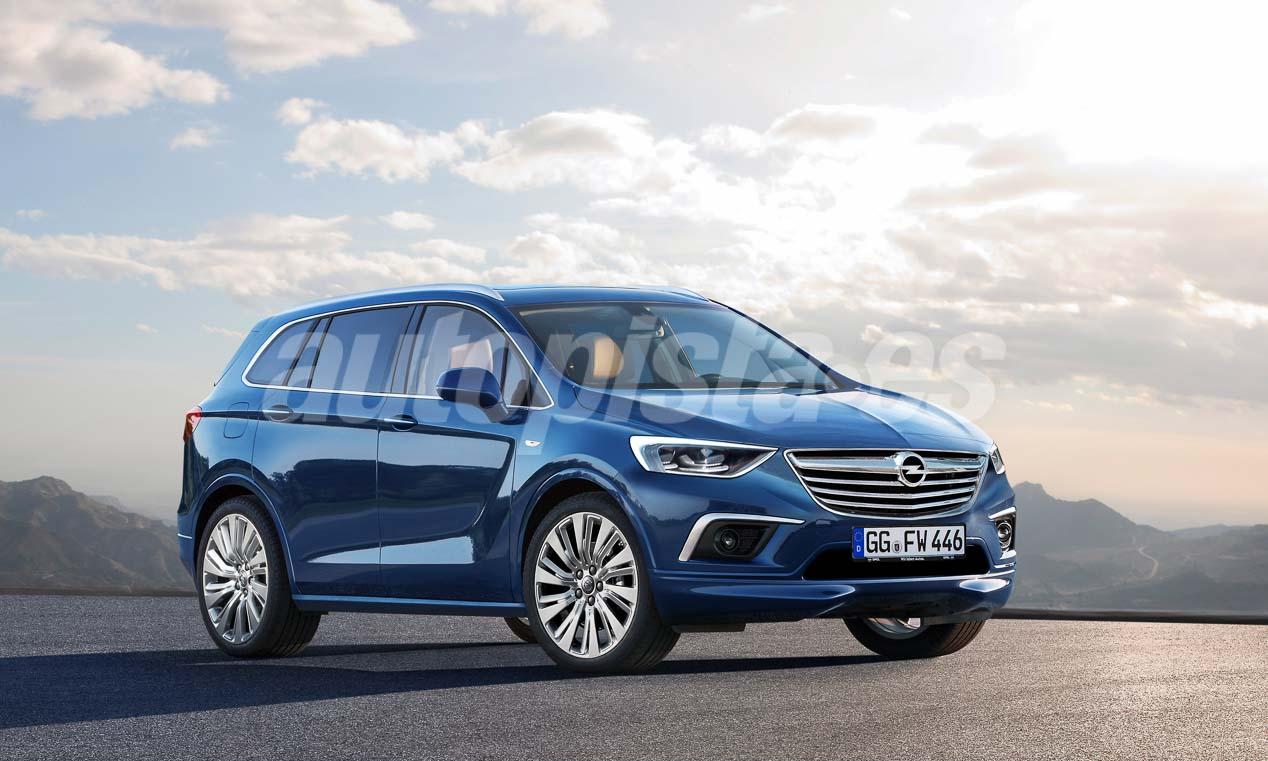 Los Nuevos Opel Que Llegar 225 N Hasta 2018 Noticias Autopista Es