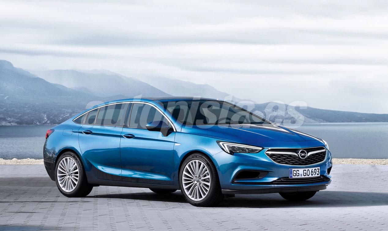Opel Zafira Suv 2018 U003eu003e Los Nuevos Opel Que Llegarán Hasta 2018 | Noticias |