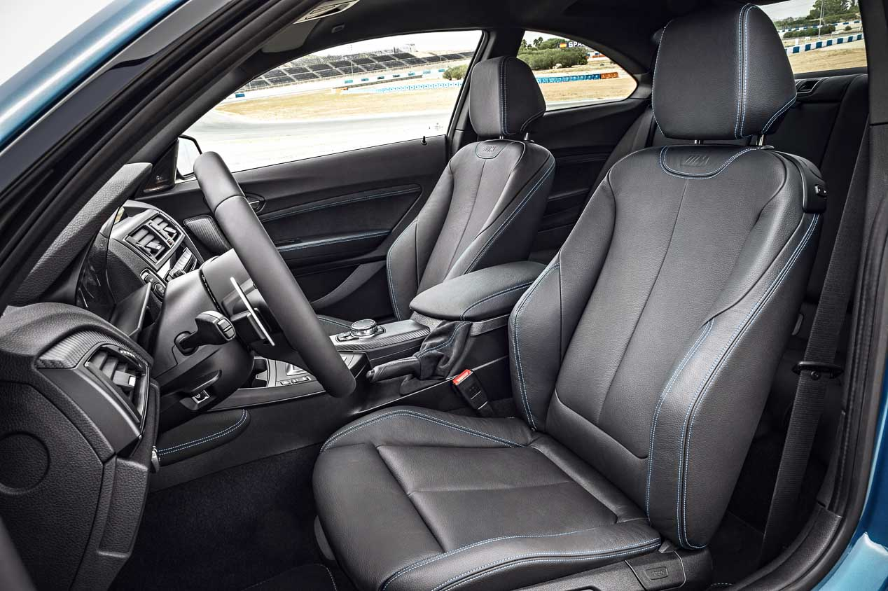 BMW M2 DKG: primeras impresiones