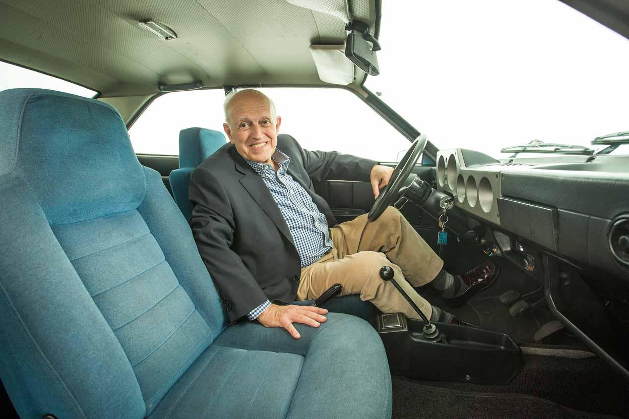 Seat 1200 Sport Bocanegra, su historia en imágenes