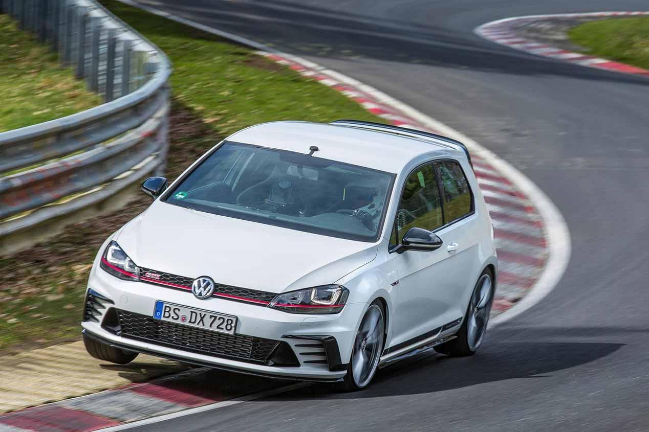 Volkswagen Golf GTI Clubsport S, todas las fotos