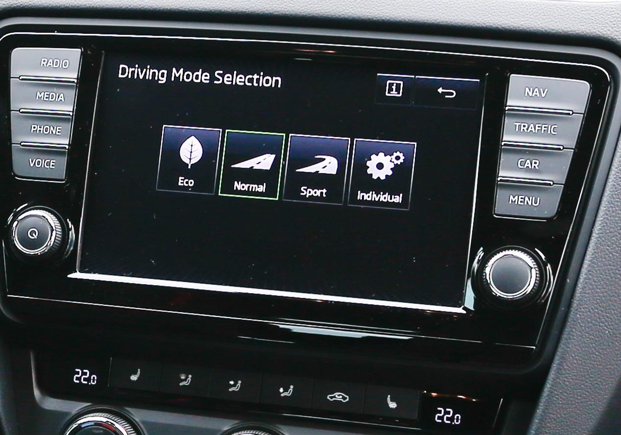 Skoda Octavia RS TDI DSG: primeras impresiones