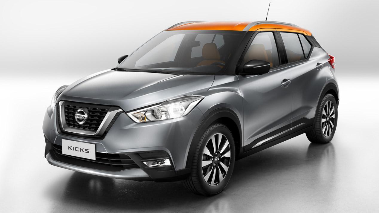 Nissan Kicks, otro nuevo SUV japonés