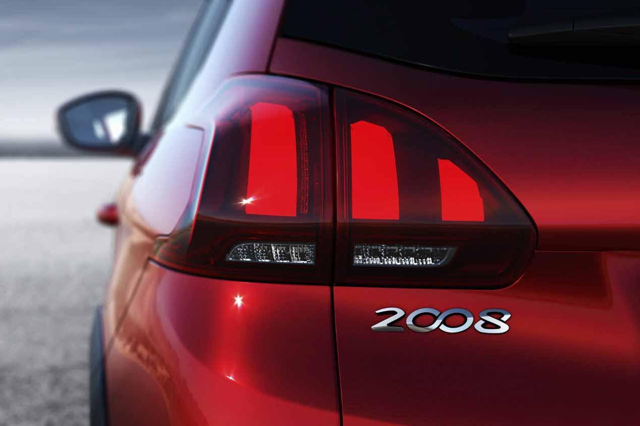 Peugeot 2008 2016, las mejores imágenes