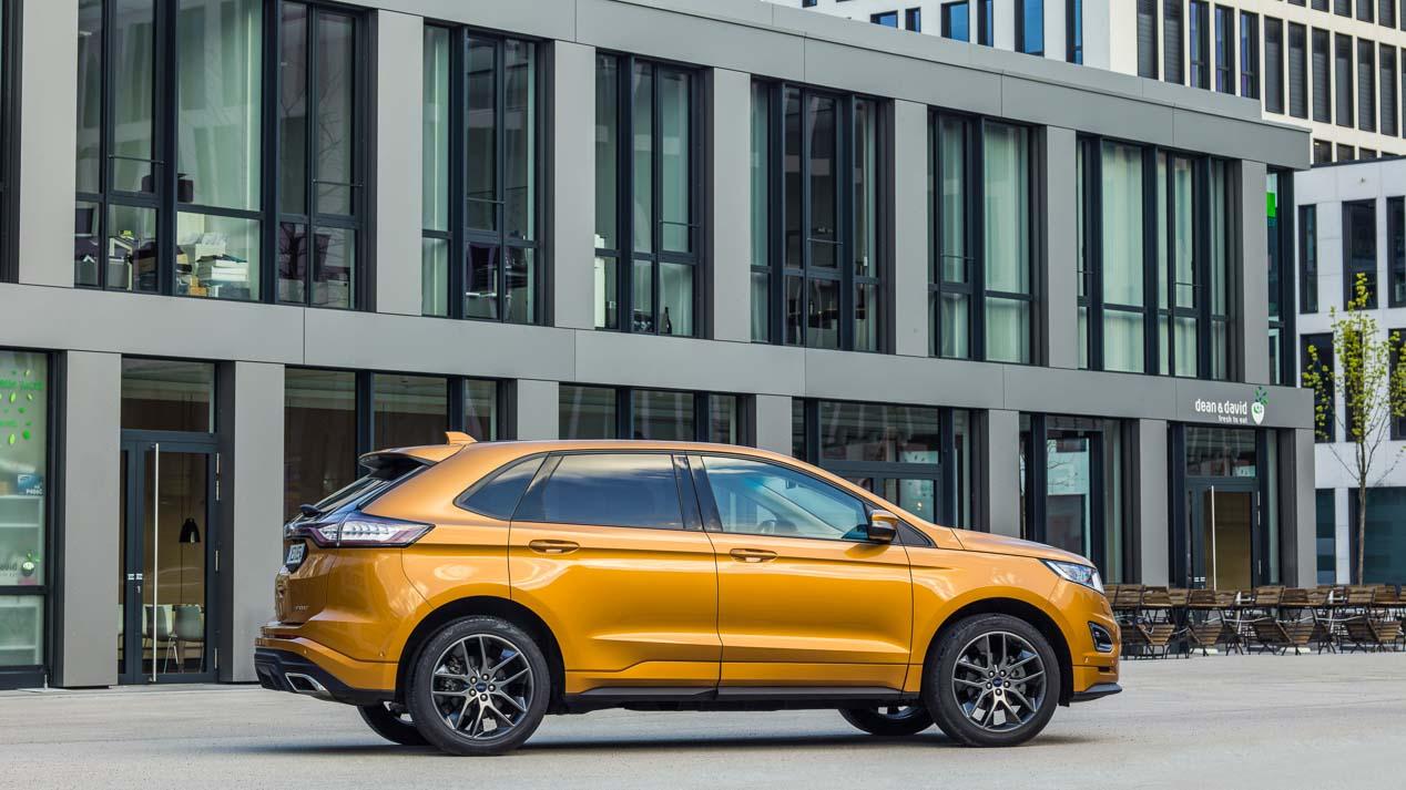 Prueba Ford Edge 2016