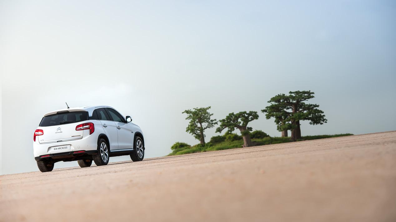 Citroën C4 Aircross, nuevos acabados comerciales