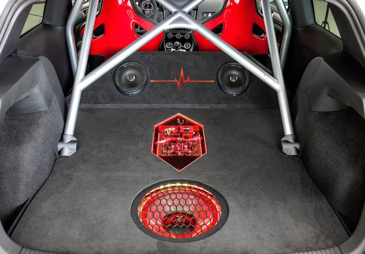 Volkswagen Golf GTI Heartbeat Concept
