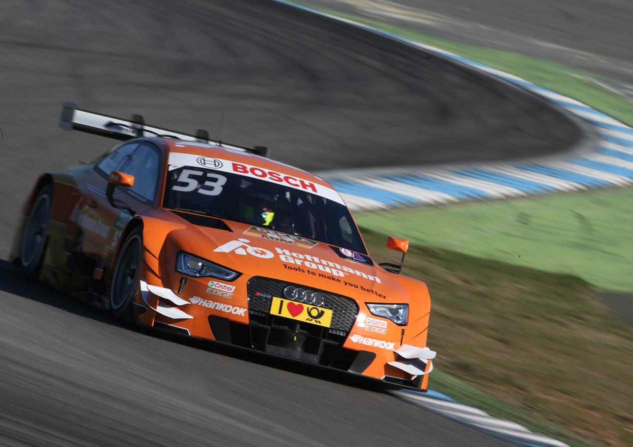 DTM 2016: comienza el campeonato alemán de turismos