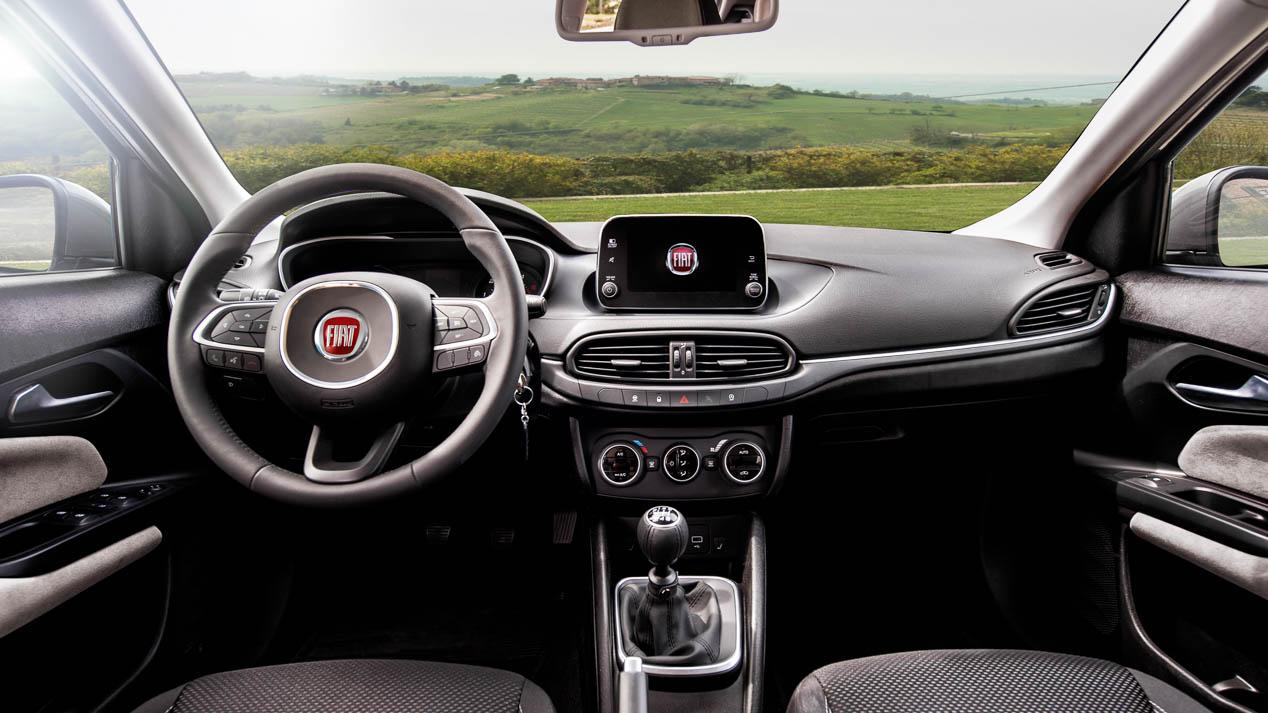 Nos subimos al nuevo Fiat Tipo 5 puertas