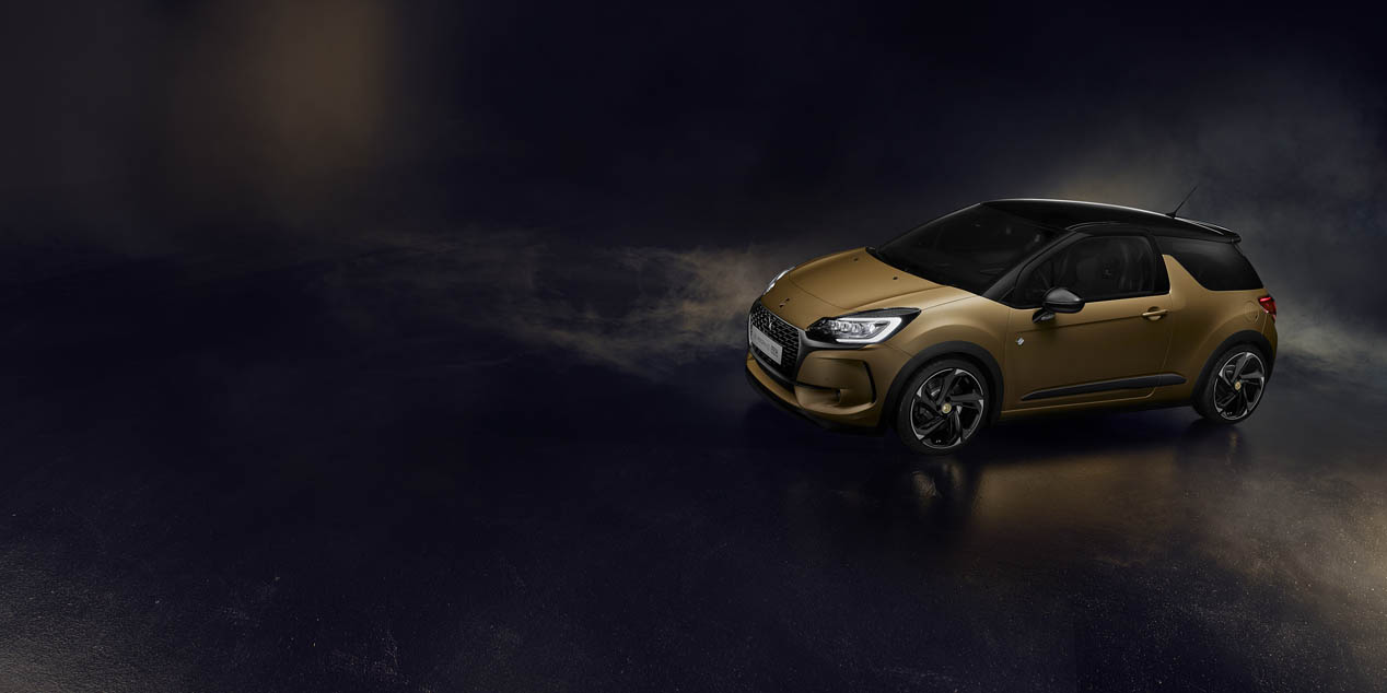 DS 3 Performance BRM