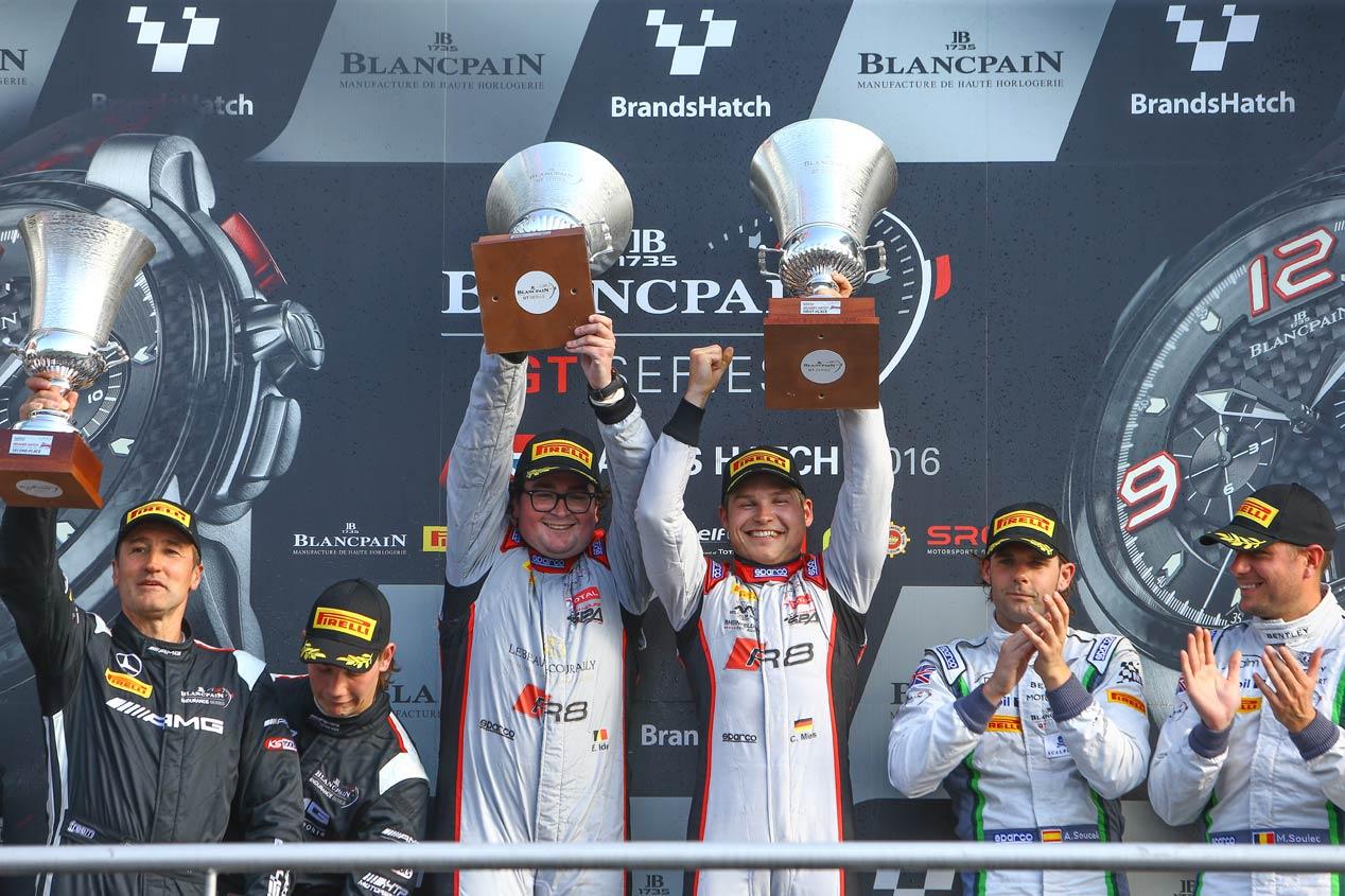 De carreras: WEC, WTCC, DTM, Blancpain,... y más