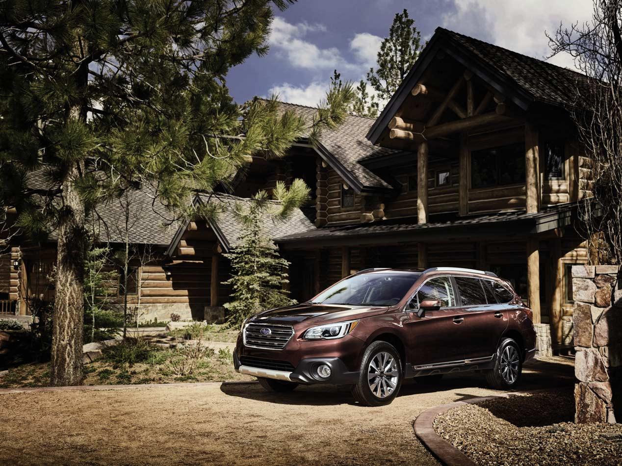 Subaru Outback Touring y Legacy Sport, nuevos acabados