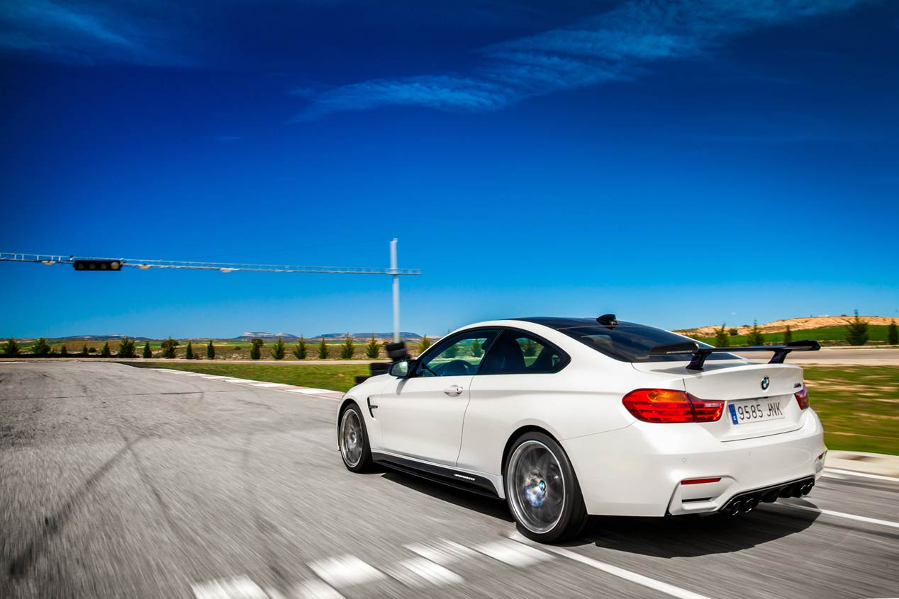 BMW M4 Competition Sport, sólo para 60 afortunados