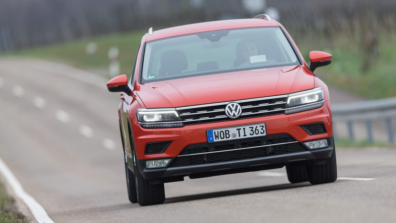 Probamos el Volkswagen Tiguan 2.0 TSI 4Motion: ¡súper SUV!