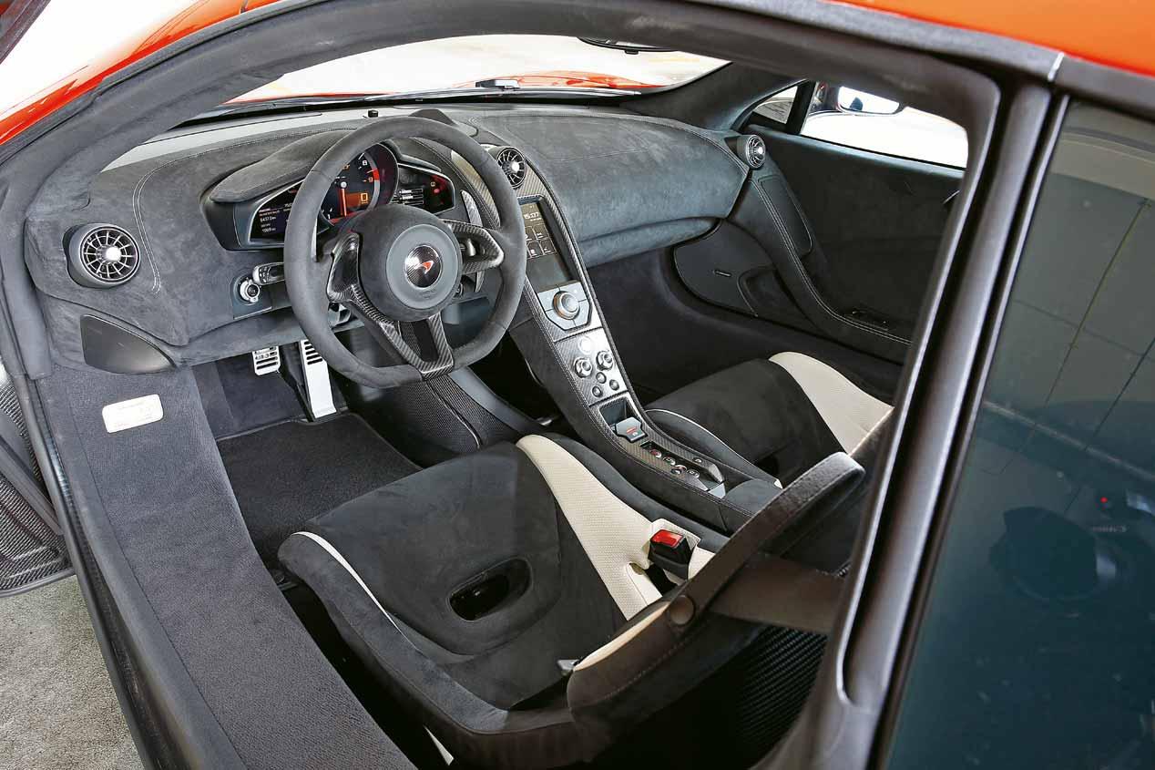 McLaren 675LT, el mejor deportivo del momento