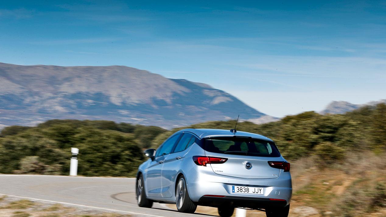 Probamos el Opel Astra 1.6 CDTi/136
